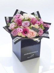 Julien Macdonald Summer Rose and Calla Lily Hand-tied