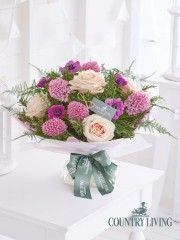 Country Living Spring Symphony Hand-tied