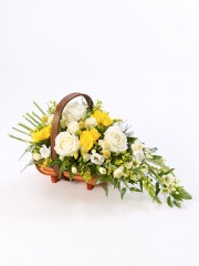 Mixed Basket - Yellow and White
